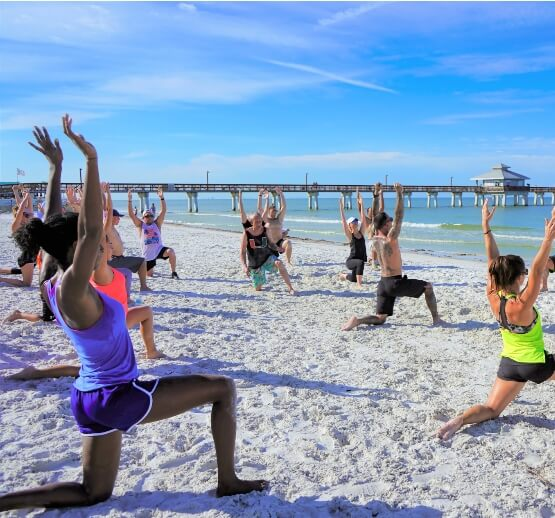 echauffement victor fitness