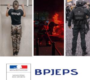 COACHING SPORTIF NANTES POMPIER POLICE BPJEPS